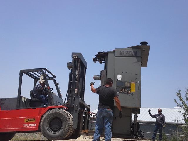 Rigging Services San Antonio, TX